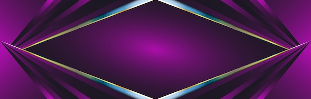 Kolorowe nowoczesne tło geometryczne. streszczenie tło wektor banner lub projekt plakatu