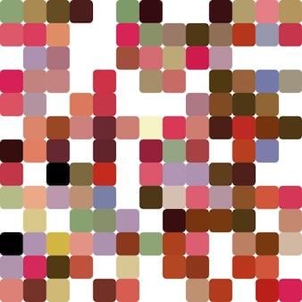 Kolorowe pikseli abstract background