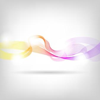 Kolorowe powierzchnie, samodzielnie na szarym tle