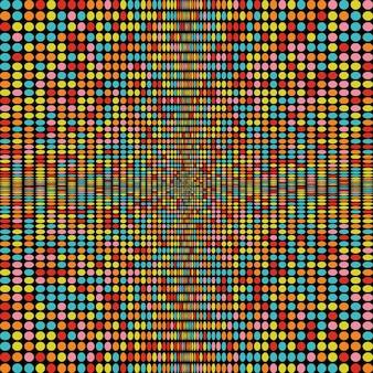 Kolorowe tło abstrakcyjna
