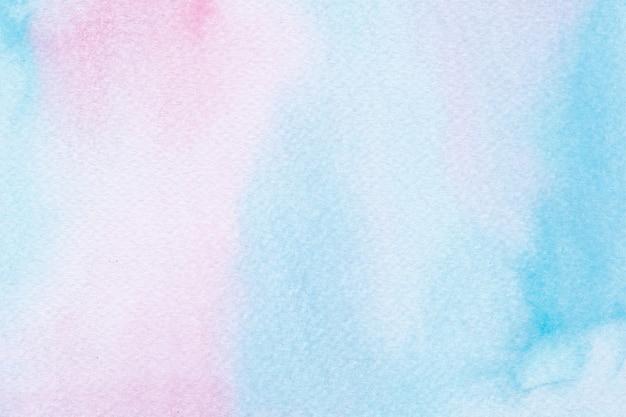 Kolorowe tło akwarela jednorożca. tęcza tło