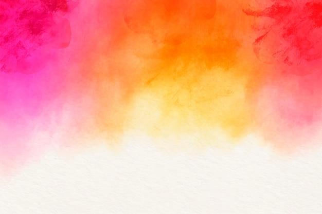 Kolorowe tło akwarela