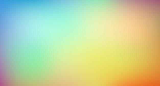 Kolorowe tło niewyraźne wykonane z siatki gradientu