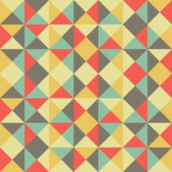 Kolorowe tło z geometrycznych kształtów