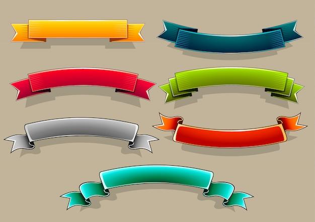 Kolorowe transparenty