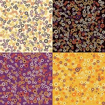 Kolorowe wzory kolekcji