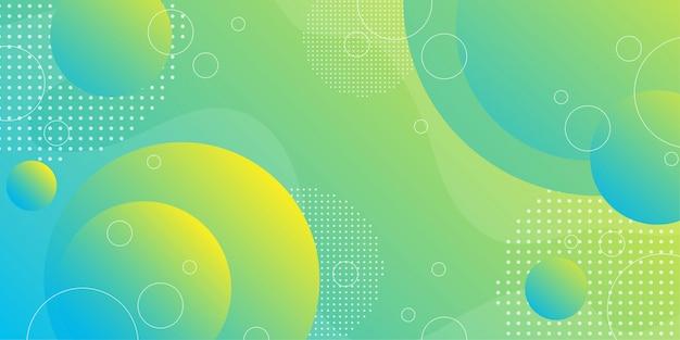 Kolorowy abstrakcjonistyczny tło używa minimalną geometrię