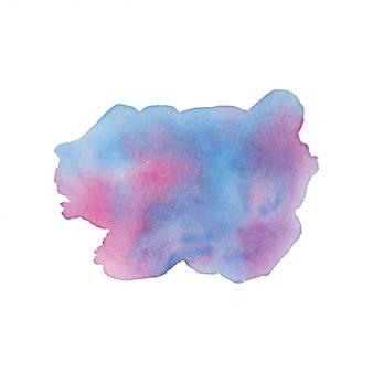 Kolorowy akwarela tekstury tło
