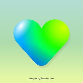 Kolorowy gradientowy kierowy tło