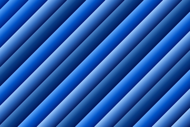 Kolorowy niebieski pasek tła