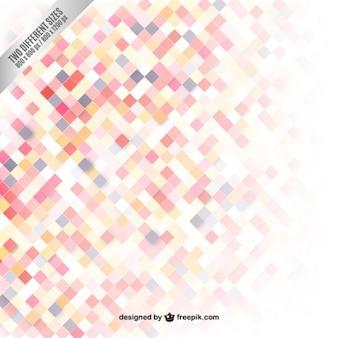 Kolorowy pikseli tła