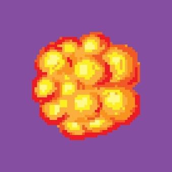 Komiks boom flame bang burst eksploduje dynamit z zapalonym dymem zapałką i cyfrowymi ikonami ogniska