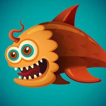 Komiksowa ryba