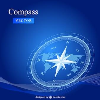 Kompas wektor darmo