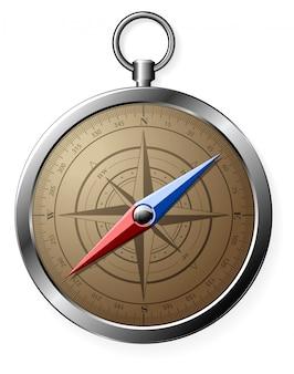Kompas ze stali