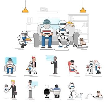 Kompilacja zaawansowanej technologii sztucznej inteligencji