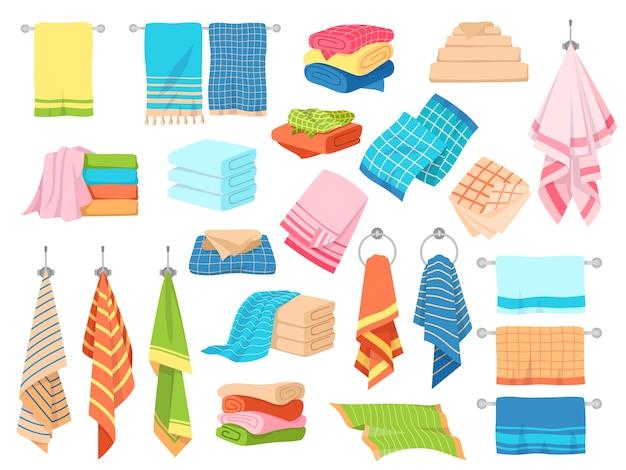 Komplet ręczników