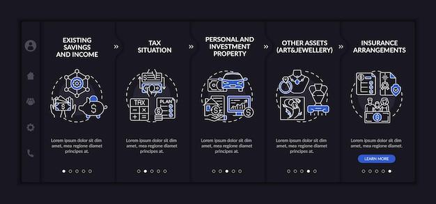 Kompletny szablon wprowadzający do planu bogactwa