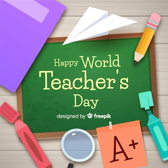 Kompozycja dnia nauczyciela
