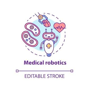 Kompozycja robotyki medycznej