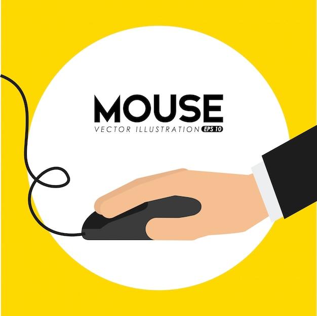 Komputer myszy