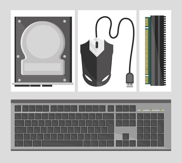 Komputerowe urządzenia peryferyjne