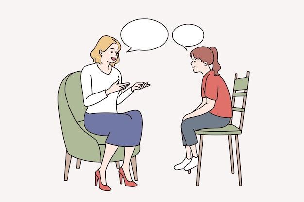 Komunikacja rozwoju edukacji z koncepcją dzieci