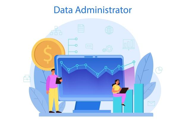 Koncepcja administratora bazy danych