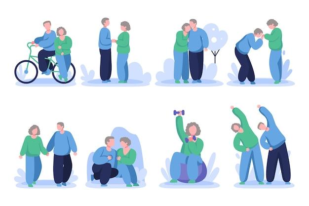 Koncepcja aktywnych osób starszych