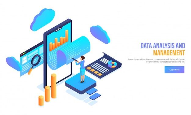 Koncepcja analizy i zarządzania danymi.