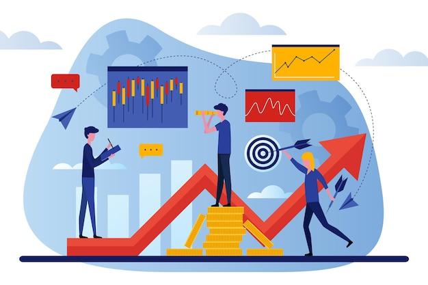 Koncepcja analizy rynku akcji