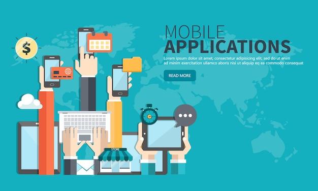 Koncepcja aplikacji mobilnych