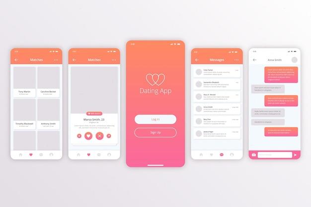 Koncepcja aplikacji randkowej