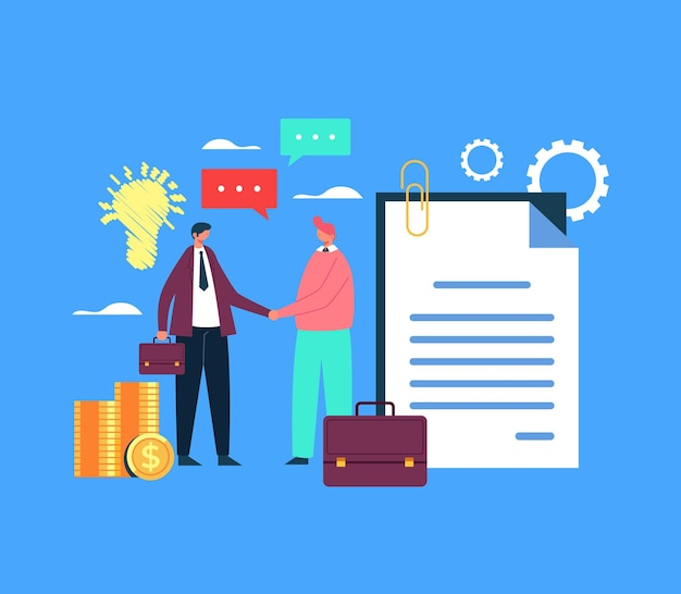 Koncepcja badań kandydata możliwość zatrudnienia rekrutacji.