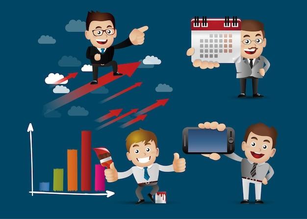 Koncepcja biznesmena