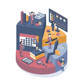 Koncepcja biznesowa struktury interakcji w firmie