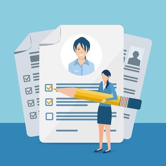 Koncepcja biznesowa zatrudnienia