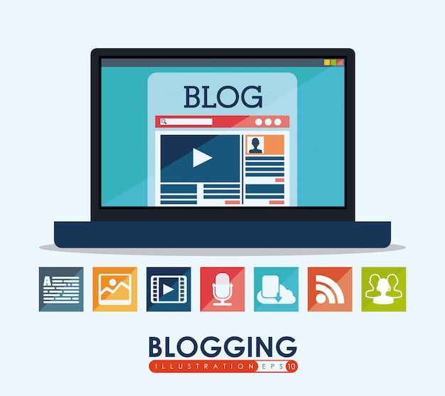 Koncepcja blogu
