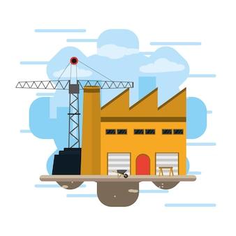 Koncepcja branży budowlanej