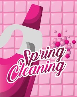 Koncepcja czyszczenia wiosennego