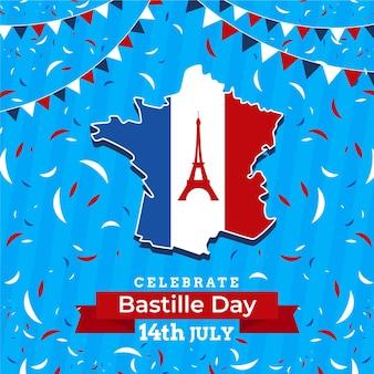 Koncepcja dnia bastylii