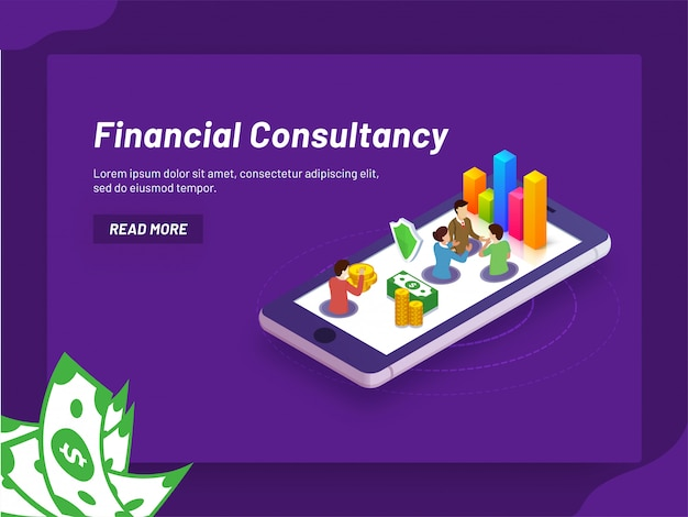 Koncepcja doradztwa finansowego.