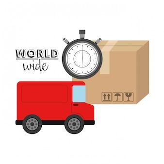 Koncepcja dostawy ładunków