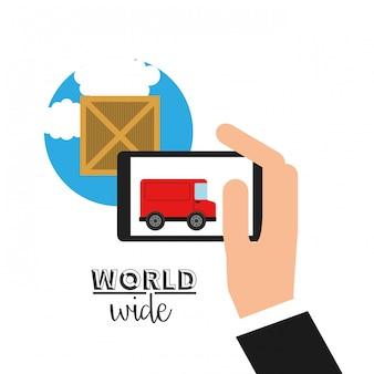 Koncepcja dostawy logistycznej