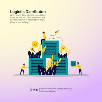 Koncepcja dystrybucji logistycznej