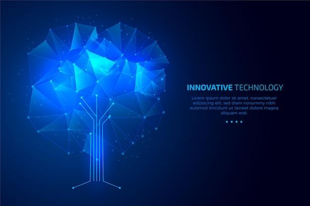 Koncepcja ekologii technologicznej z drzewa