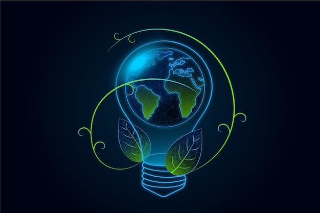 Koncepcja ekologii technologicznej z liści