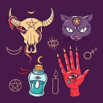 Koncepcja ezoterycznych elementów mistycznych