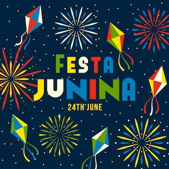 Koncepcja festa junina