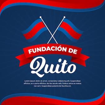 Koncepcja fundacion de quito